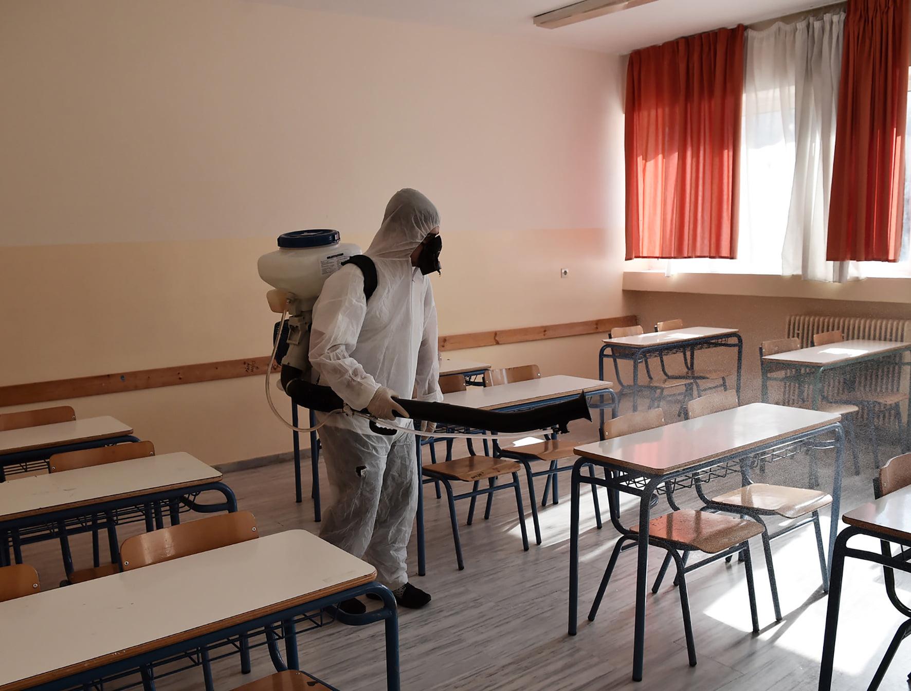 Kρούσμα σε μαθητή στο Γυμνάσιο Γαβαλούς