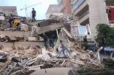 Καταρρεύσεις κτηρίων στην Τουρκία μετά τον σεισμό- Ζημιές σε σπίτια και εκκλησία στη Σάμο