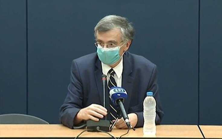 Έκκληση Τσιόδρα : Είναι η ώρα της συνείδησης – Κοιτάμε να αποφύγουμε το lockdown