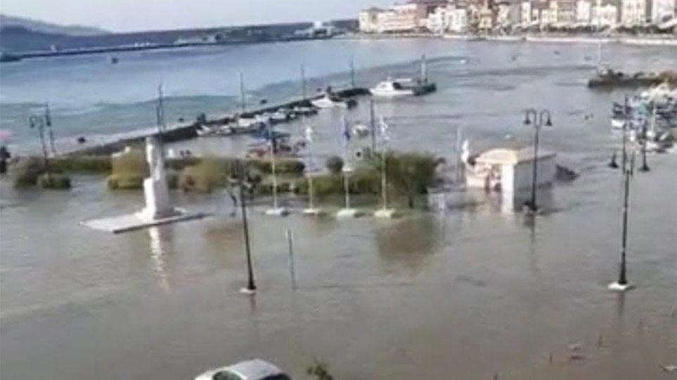 Σεισμός στη Σάμο – Συνολάκης: «Τσουνάμι αντίστοιχο με αυτό προ διετίας στην Κω χτύπησε την Σάμο»