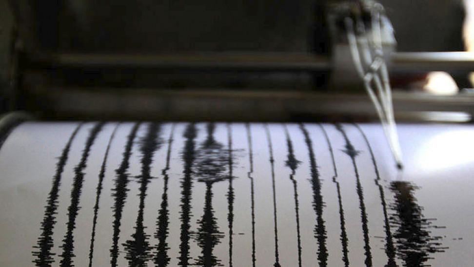 Σεισμός 4,2 Ρίχτερ τα ξημερώματα στη Ναύπακτο