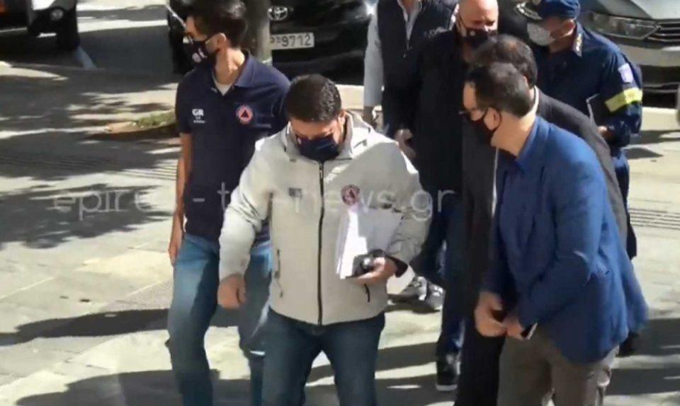 Χαρδαλιάς: 256 τα ενεργά κρούσματα στα Ιωάννινα – Κρίσιμα τα επόμενα 24ωρα