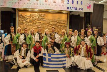 Έναρξη μαθημάτων των τμημάτων χορού & γυμναστικής του Δήμου Αγρινίου