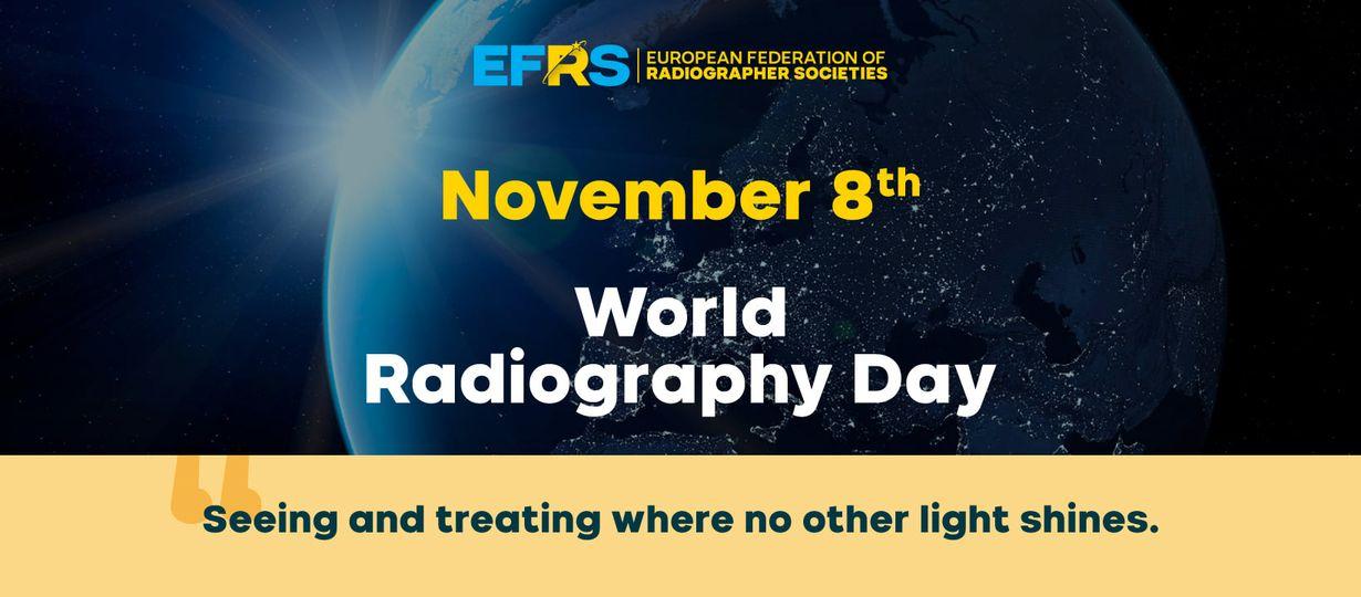 8η Νοεμβρίου, Παγκόσμια Ημέρα Ακτινολογίας