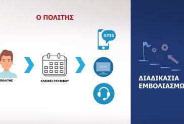 Αυτό είναι το σχέδιο εμβολιασμού για την Ελλάδα: 1.018 κέντρα για τους πολίτες – Η σειρά προτεραιότητας