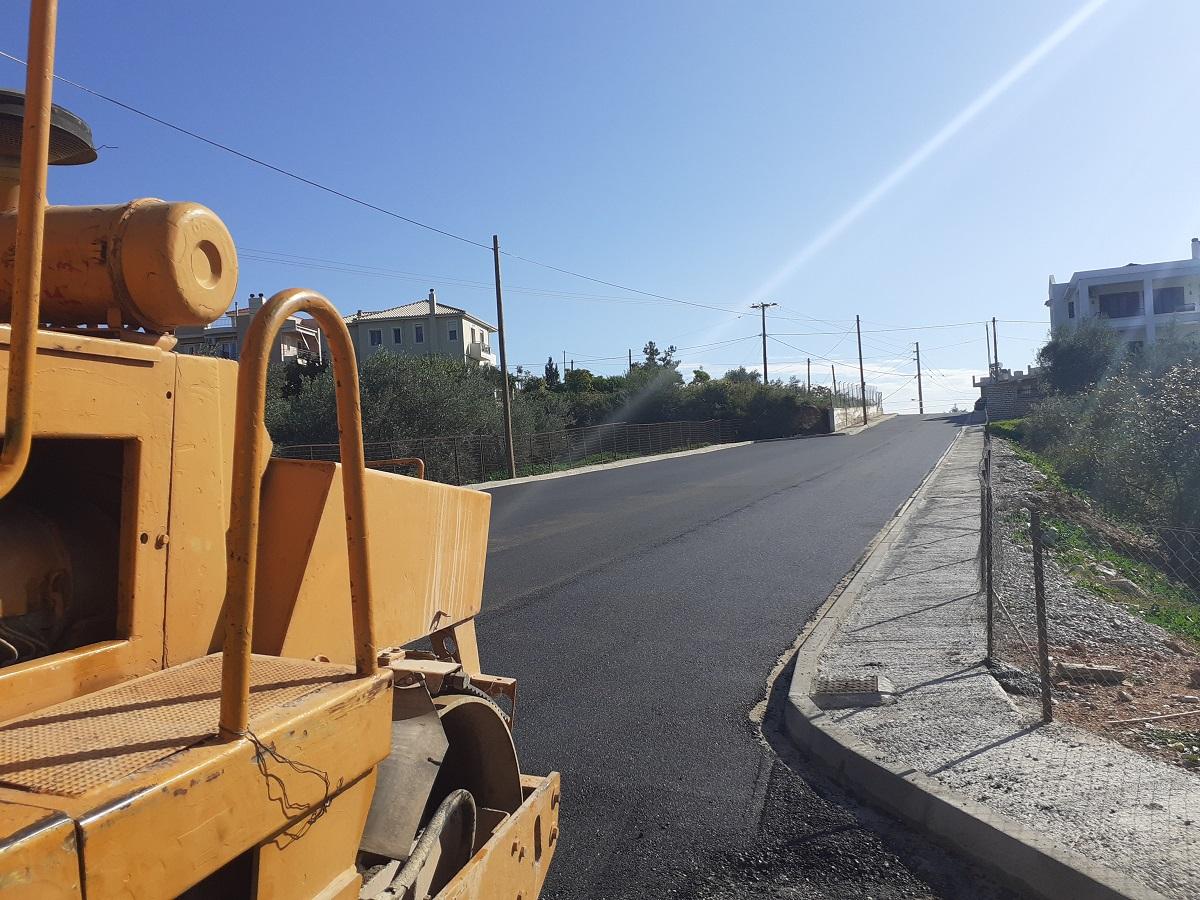 Παραδίδεται το πρώτο τμήμα των έργων στην επέκταση σχεδίου πόλεως του Αγρινίου