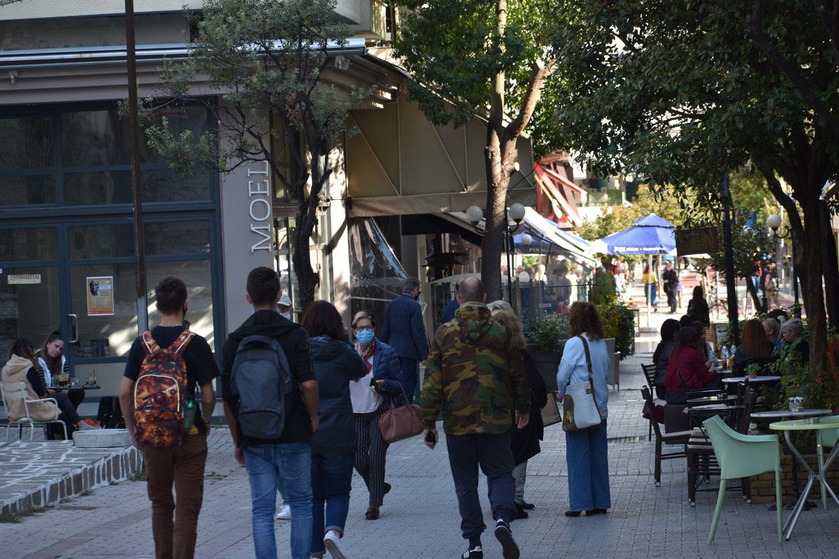 Εννέα κρούσματα κορωνοϊού την Τετάρτη 18/11 στην Αιτωλοακαρνανία