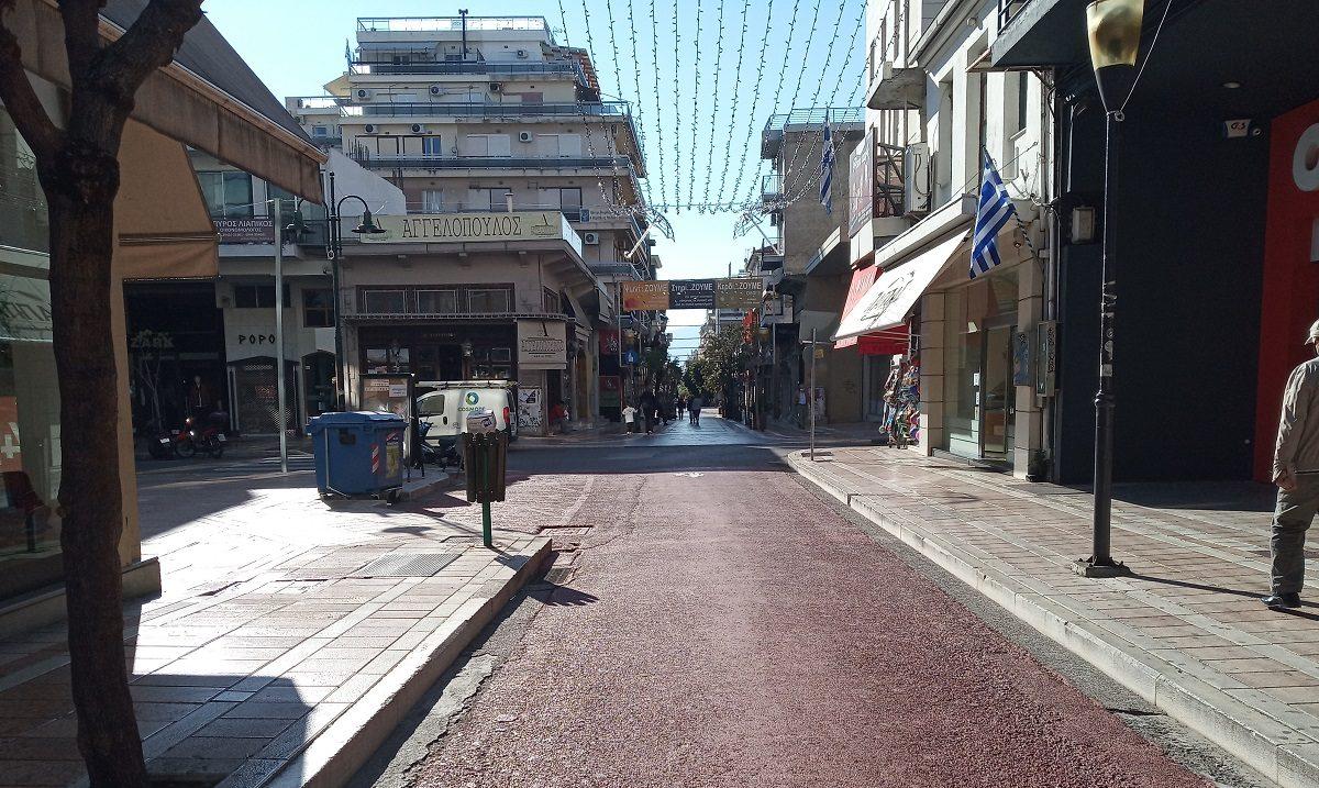 Κλειστά από αύριο τα καταστήματα του Αγρινίου τονίζει και ο Εμπορικός Σύλλογος