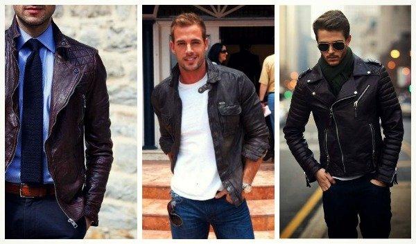 Δερμάτινα jackets: Η αγαπημένη επιλογή κάθε άνδρα