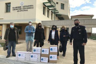 Δειγματοληπτικοί έλεγχοι για covid-19 στην Αστυνομική Διεύθυνση Ακαρνανίας