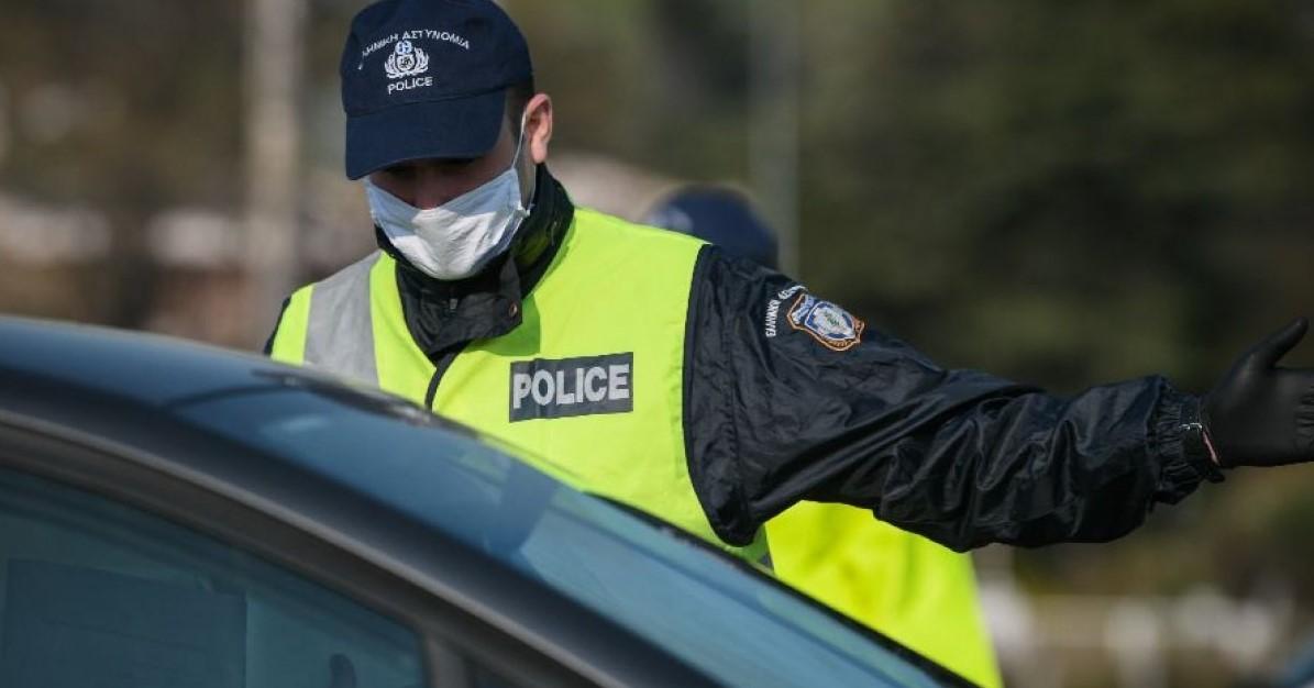 Δυτική Ελλάδα: Ο αστυνομικός απολογισμος για τον Δεκέμβριο μέσα από γραφήματα