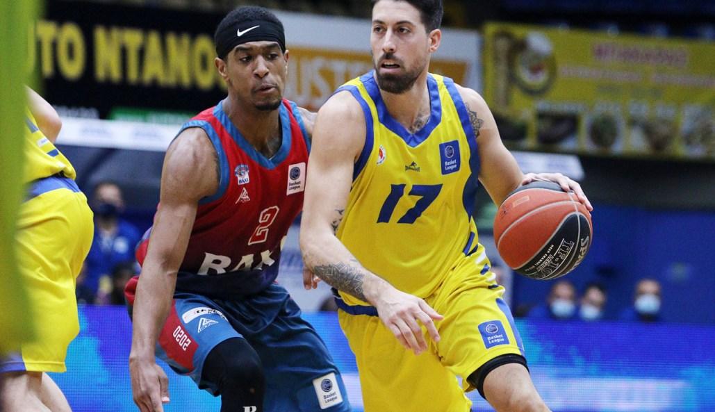 Πρώτη ήττα στο Περιστέρι για τον Τρικούπη στη Basket League