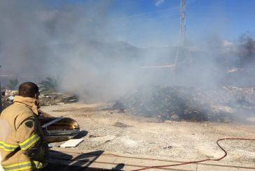 Φωτιά ξέσπασε στην Δάφνη Ναυπακτίας