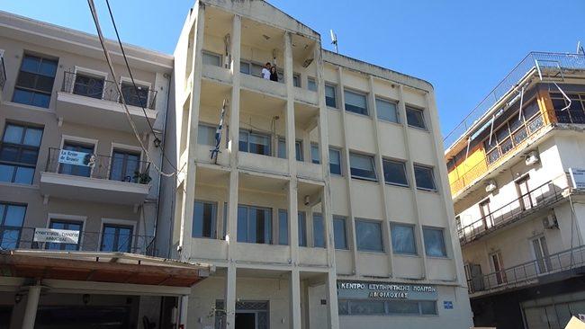 Απολύμανση στο Δημαρχείο Αμφιλοχίας μετά το επιβεβαιωμένο κρούσμα