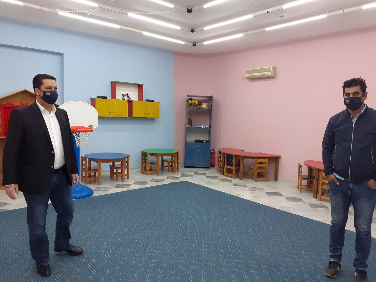 Δήμος Αγρινίου: Τα μαγειρεία των παιδικών σταθμών ανοικτά για τις ανάγκες του «Βοήθεια στο Σπίτι»