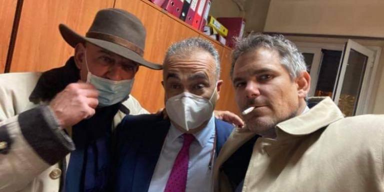 Τι απαντά ο πρόεδρος του ΔΣΑ για το πάρτι με σαμπάνιες: Δεν υπήρχε κίνδυνος, είχα μηχανήματα αποστείρωσης αέρα