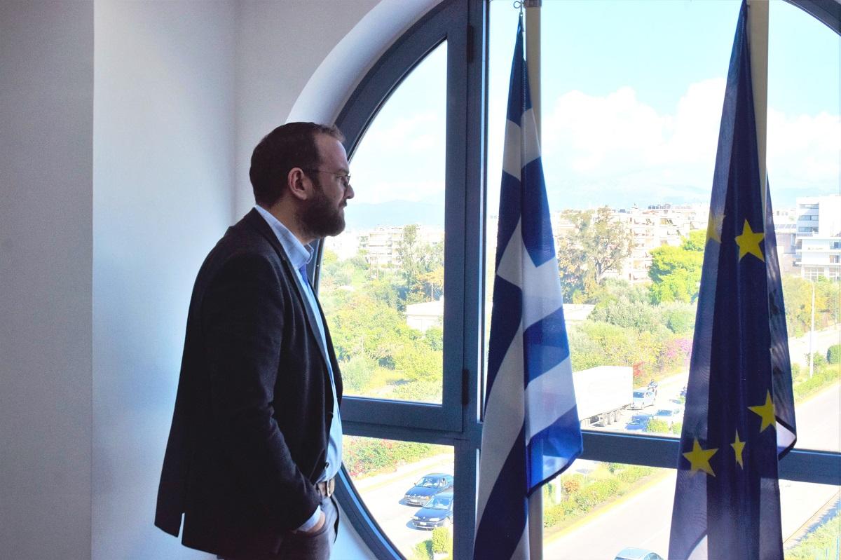 """Νεκτάριος Φαρμάκης: """"Το Πολυτεχνείο, ένα κληροδότημα δημοκρατικού χρέους"""""""