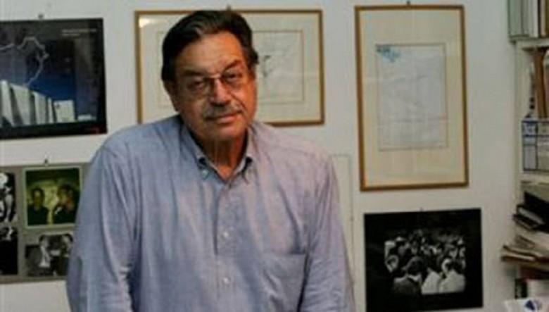 Έφυγε από τη ζωή ο μεγάλος δάσκαλος αρχιτεκτονικής Δημήτρης Φατούρος