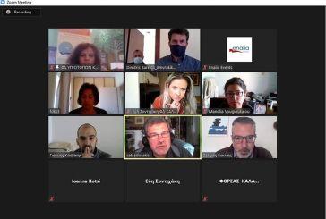 Με θετικό πρόσημο η διαδικτυακή συνάντηση των Φορέων Διαχείρισης για την προστασία των αργυροπελεκάνων