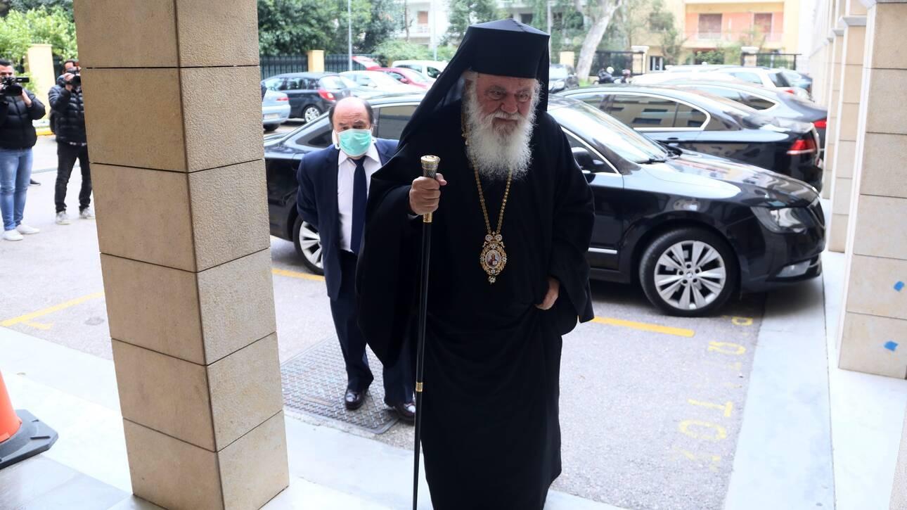 Θεοφάνεια: Θα παραστεί τελικώς στην ορκωμοσία των υπουργών ο Αρχιεπίσκοπος Ιερώνυμος