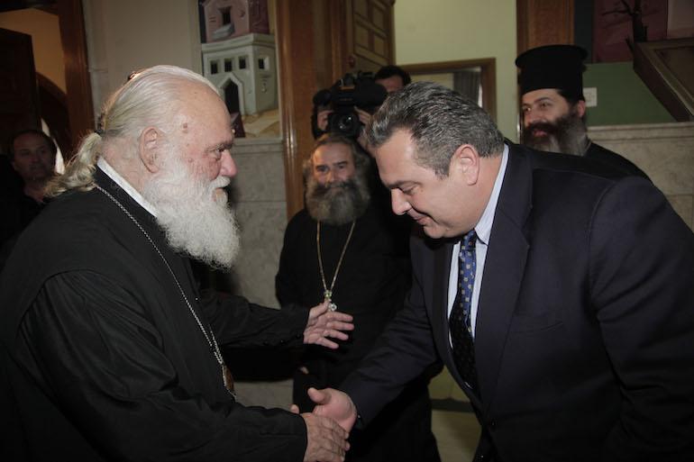 Έξαλλος ο Πάνος Καμμένος για την ειδική θεραπεία στον Ιερώνυμο:Ήμαρτον πια, είναι χριστιανικό αυτό;