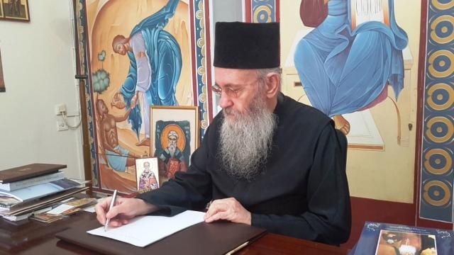 Ναυπάκτου Ιερόθεος: Ο Χριστός ως φίλος των αμαρτωλών