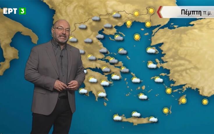 Προειδοποίηση Αρναούτογλου για καιρό: Έρχεται κρύο – Θα βρέχει για δέκα μέρες