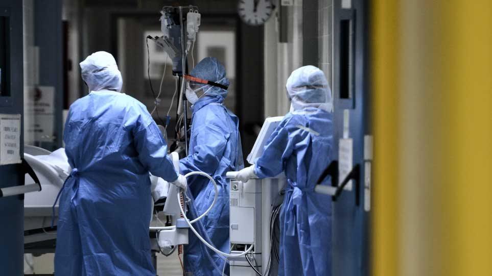 Κορωνοϊός: Ασφυκτική η πίεση στο ΕΣΥ – Κατά 10% αυξήθηκαν οι εισαγωγές μέσα σε 48 ώρες!