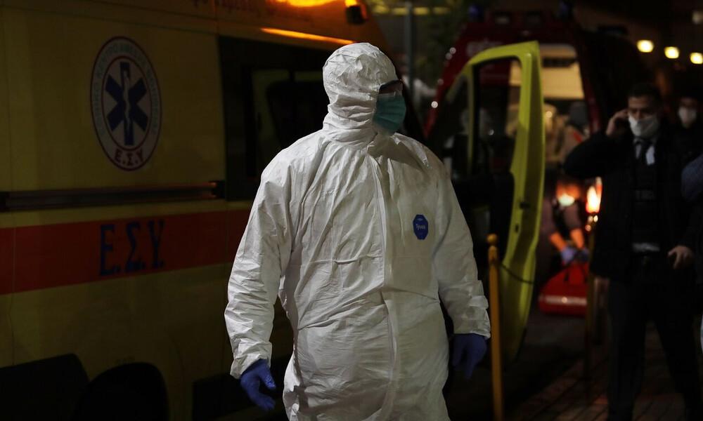 Κορονοϊός: Τριπλό αρνητικό ρεκόρ με 50 νεκρούς, 310 διασωληνωμένους,  3.316 κρούσματα