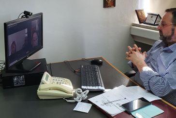 Συνεργασία της Περιφέρειας με το ίδρυμα Μιχάλης Κακογιάννης για την ανάδειξη της πολιτιστικής κληρονομιάς