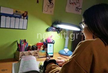Άγραφα: Δεν έχουν ίντερνετ και πληρώνουν από την τσέπη τους για την τηλεκπαίδευση των παιδιών τους