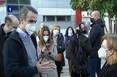 Μητσοτάκης από Ιπποκράτειο: «Δωρεάν το εμβόλιο για τον κορωνοϊό, απαραίτητο να το κάνουν όλοι»