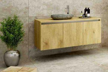Έπιπλα μπάνιου με νιπτήρα και κρεμαστά: Τα πιο μοντέρνα έπιπλα για το μπάνιο σας!
