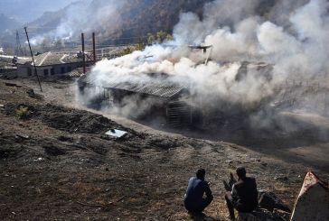 Ναγκόρνο Καραμπάχ: Σκηνές ξεριζωμού για τους Αρμένιους μετά τη συνθηκολόγηση