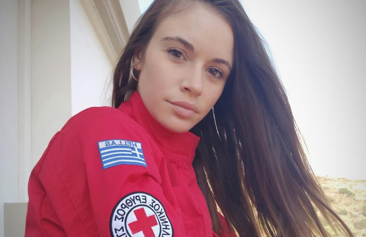 Η Κρητικοπούλα νοσηλεύτρια που πήγε στην Θεσσαλονίκη να «πολεμήσει» τον κορονοϊό