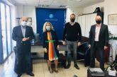 Ορκίστηκε περιφερειακή σύμβουλος η Αγγελική-Ρούση Ντζιμάνη