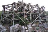 Στερεωτικές εργασίες στην «αυλόπορτα» της αρχαίας Παλαιομάνινας μετά από 23 χρόνια