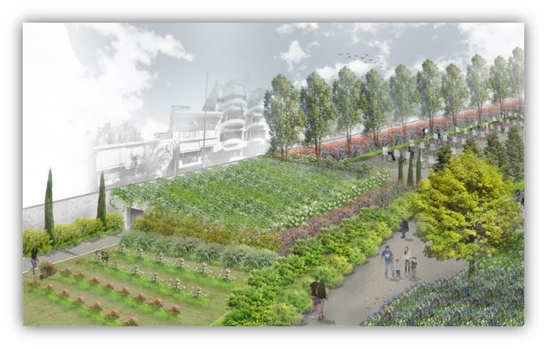 Προς δημοπράτηση η ανάπλαση του πάρκου Αγρινίου
