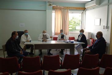 Στην Πρωτοβάθμια Υγειονομική Επιτροπή Ναυπάκτου ο Δήμαρχος και ο Πρόεδρος του Εργατοϋπαλληλικού Κέντρου