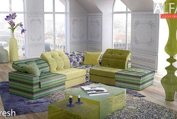 Οι κορυφαίοι κατασκευαστές επίπλων συνιστούν…. γωνιακό καναπέ