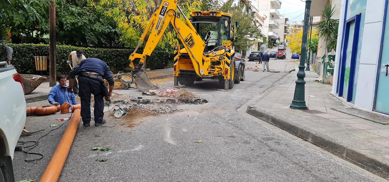 Αγρίνιο: Κλειστή μέχρι την Πέμπτη η οδός Σκαρίμπα λόγω εργασιών της ΔΕΥΑ