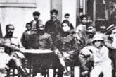 Οι Τούρκοι που καπνίζαν ναργιλέ στο  κέντρο του Αγρινίου το 1913