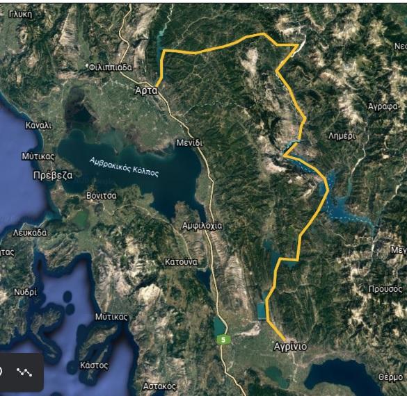 Η πρόταση Γάλλου Συνταγματάρχη στο Βενιζέλο να επεκταθεί μέσω Βάλτου και Αχελώου ο σιδηρόδρομος Αγρίνιο-Άρτα