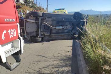 Tραγωδία: νεκρός 39χρονοςστο δυστύχημα της Παραβόλας