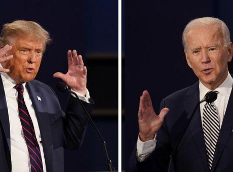 Τραμπ –Μπάιντεν στην τελική ευθεία για μια μακρά και ασαφή μετεκλογική περίοδο
