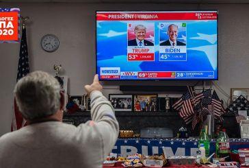 Αμερικανικές εκλογές 2020: Ο Μπάιντεν «ανοίγει» τη διαφορά σε Μίσιγκαν και Ουισκόνσιν