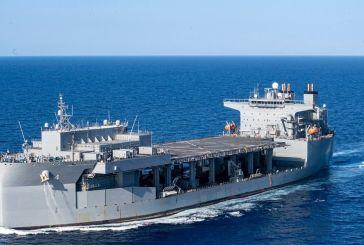 """ΚΚΕ: Να """"πάρει πόδι"""" το αμερικανοΝΑΤΟϊκό πλοίο από το Πλατυγιάλι"""