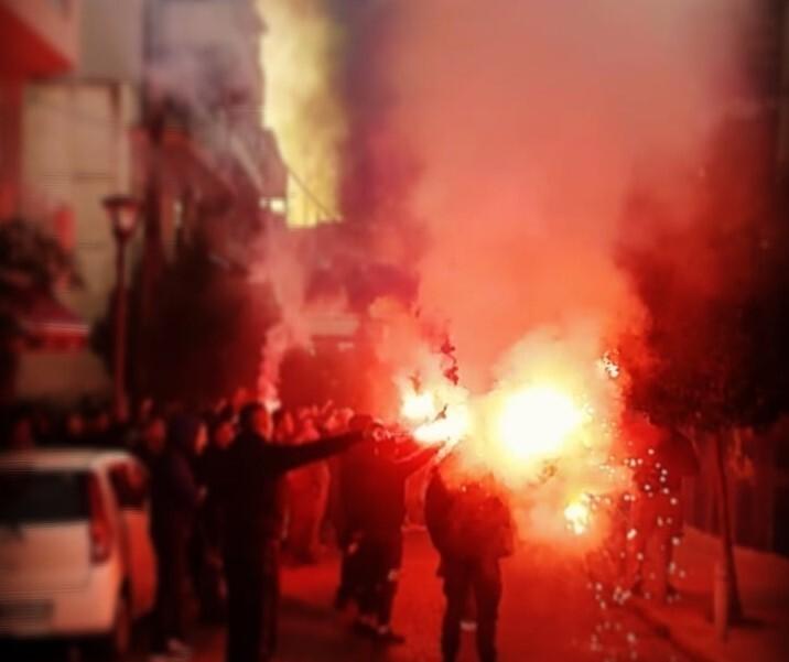 Το… τερμάτισε ο Γαβαθιώτης στον «Γαύρο»: Άκουσε ΠΑΟΚτζίδικα συνθήματα στο γήπεδο του Παναιτωλικού!