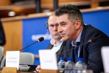 Θ. Ζαγοράκης – FIFA: Eκστρατεία ενημέρωσης για την εξάλειψη της βίας κατά των γυναικών