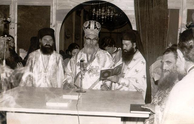 Ναυπάκτου Ιερόθεος: «Μητροπολίτης Σεβαστιανός, ένας φωτεινός Ιεράρχης»
